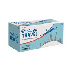BOULARDII TRAVEL X50 TABL