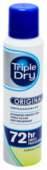 TRIPLE DRY SPRAY ANTIPERSPIRANTTI 150 ML