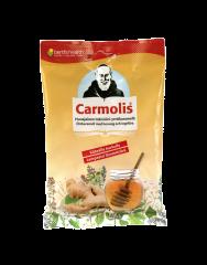 Carmolis Inkivääri-hunaja Kurkkuk. 75 g